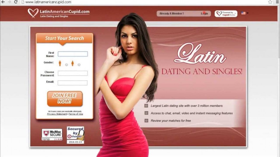 latin american cupid reviews