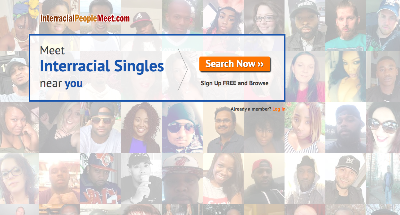 main page InterracialPeopleMeet