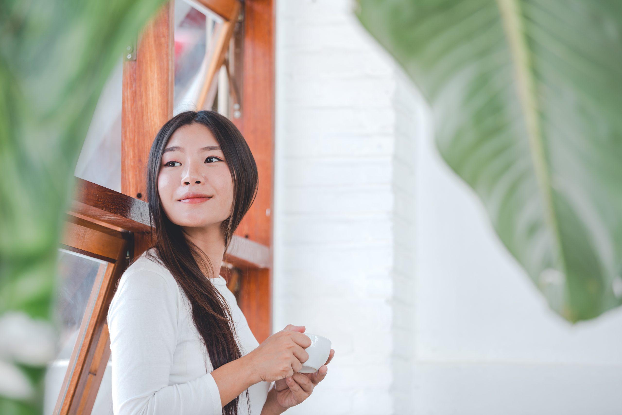 beautiful Vietnamese woman