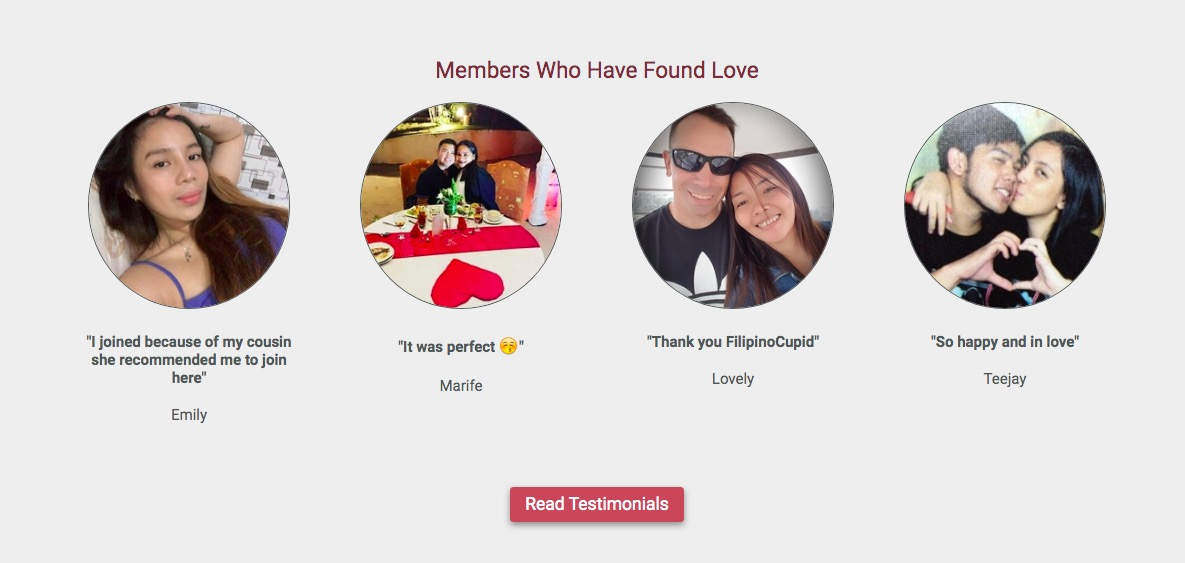FilipinoCupid testimonials
